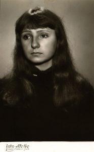 Studijų laikų portretas