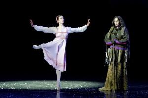 "G. Dirmaitė - Greta balete ""Sniego karalienė"""