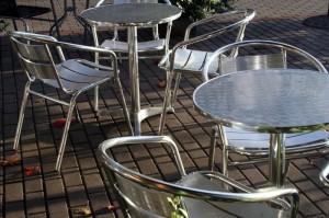 Kavinė. Ričardo Šileikos nuotrauka
