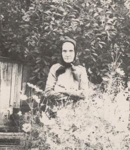 Močiutė Petronėlė
