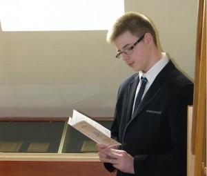 Lukas Arlauskas. Nuotrauka iš asmeninio archyvo