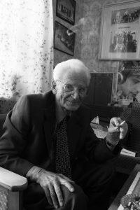 Vladas Kalvaitis. Z. Baltrušio nuotrauka