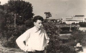 Po tremties Vilniuje, 1966 m.