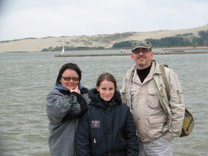 Su šeima Nidoje. 2008