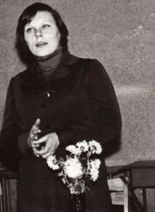 Alma apie 1982 m.