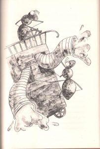 Vaivos Šabrauskaitės iliustracija