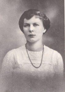 Marija Mašiotaitė apie 1914 m.