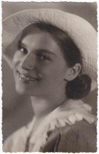 Aldona Liobytė, 1934 m.