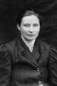 Močiutė Ona Katinienė