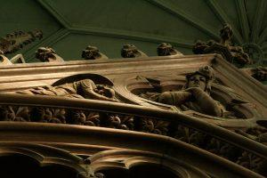 Bažnyčios altorius. R. Šileikos nuotrauka