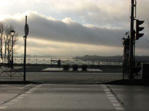 Iš gatvės - iškart prie Masčio ežero. R. Šileikos nuotrauka