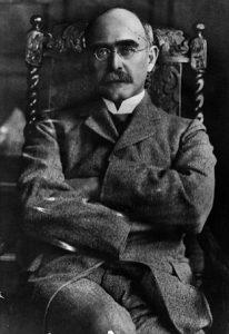 Kiplingas, 1913