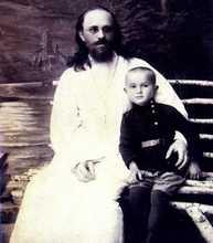 Tėvas šventikas ir sūnus Gavriilas
