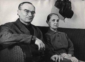 Su žmona Valentina