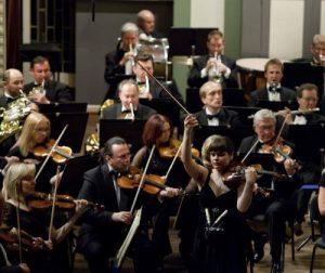 Grand Prix laimėoja Yukine Kuroki (Japonija). Akompanuoja Lietuvos nacionalinis simfoninis orkestras, dirigentas Martynas Staškus.