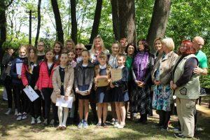 Literatai - jaunieji ir vyresnieji