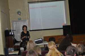 Vedant seminarą