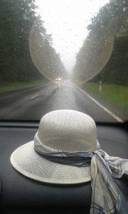 Kelyje. Neringos Dangvydės nuotrauka