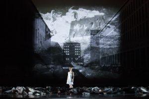 Romeo ir Dzuljeta(choreografija: Krzysztof Pastor) (c) Ewa Krasucka. Lenkijos nacionalinio baleto nuotrauka