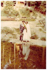 Vestuvių dieną