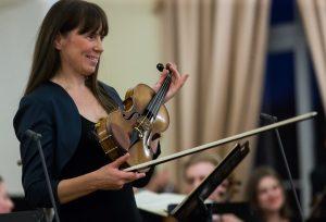 Mozarto smuikas. Martyno Ambrazo nuotrauka
