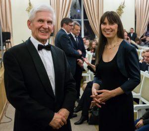 Petras Kunca ir Anja Morgensten