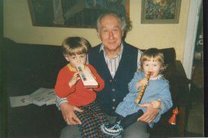 Su Joniuku ir Emiliute. 1997 m.
