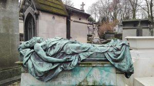 Paryžius. Père Lachaise kapinės. Neringos Dangvydės nuotrauka.