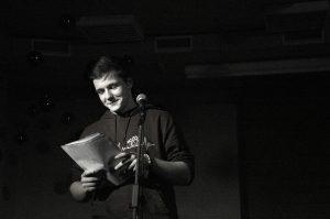 Adomas Vasiliauskas. Nuotrauka iš asmeninio archyvo.