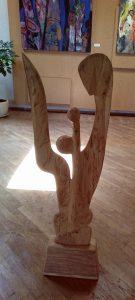 K.S.Straigio skulptūra