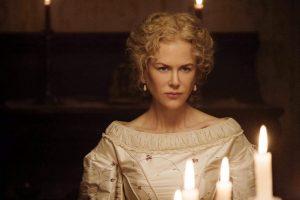 """""""The Beguiled"""". Visu pajėgumu į kino ekranus sugrįžtanti Nicole Kidman Marthos vaidmenyje."""