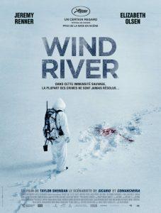 """Wind River"". Filmo afiša."