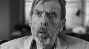 """Šešiasdešimtmečio sulaukęs Timothy Spall nesiliauja stebinęs psichologiškai motyvuota vaidyba. Filme """"The Party"""" jis įkūnija Janet vyrą Billą."""