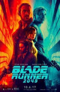 Blade Runner 2049. Filmo afiša.