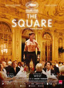 """Švedų ir danų filmas """"The Square"""""""