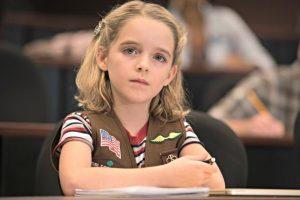 Septynmetė Mary Adler (Mckenna Grace) - mažasis genijus.