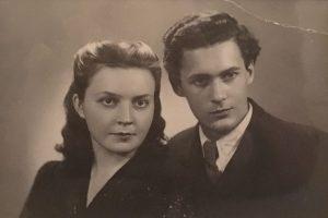 Tėvai - Valerija ir Algis Žiūraičiai