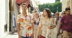 """Filmas """"Vyrų meilė"""", demonstruodamas scenas iš kasdienio gatvės gyvenimo, stengiasi išryškinti šiandieninio Tuniso prieštaravimus."""