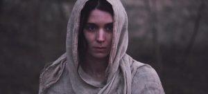 Šaltakraujiškas, bebaimis Marijos Magdalietės žvilgsnis.