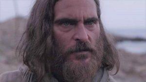 Joaquino Phoenixo įkūnytas Kristus.