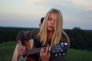 Gabrielė Aputytė. Nuotrauka iš asmeninio albumo