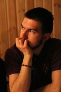 Gabrielius Zaveckas. Nuotrauka iš asmeninio archyvo