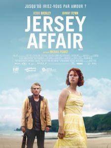 """Prancūzijoje dramatiškas trileris """"Beast"""" platinamas pavadinimu """"Jersey Affair"""", ryškindamas filmo veiksmo vietą – Džersį – salą Lamanšo sąsiauryje prie Prancūzijos krantų."""