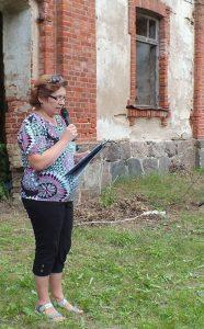 Projekto vadovė Laima Andrijauskienė