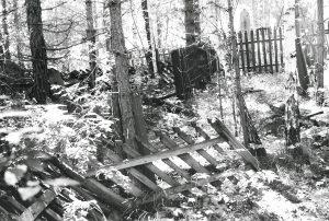 Beieškant kapų