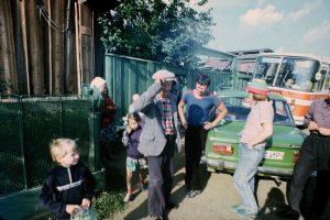 Pokalbis su Zimos gyventojais