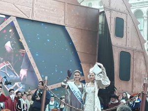 Linda Pani – 2019 m. Venecijos karnavalo gražiausioji Marija.