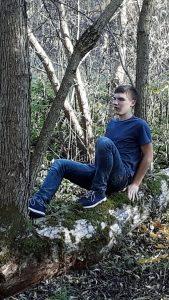 Deivydas Stankevičius. Nuotrauka iš asmeninio archyvo.