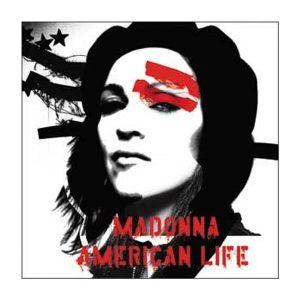 """""""Madame X"""" dažnai gretinamas su kitu politiškai angažuotu Madonnos albumu - """"American Life"""" (2003), kuriame dainininkė kvestionavo vadinamosios amerikietiškosios svajonės idealą."""