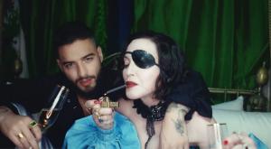 """Dainose """"Medelllín"""" ir """"Bitch I'm Loca"""" girdime žavingą Madonnos ir kolumbiečio Malumos duetą."""